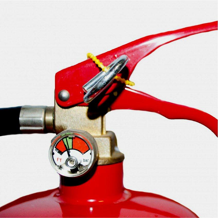 Kontrola požiarnych zariadení1